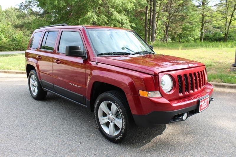 2013 jeep patriot 4x4 latitude 4dr suv in garner near raleigh greensboro jeep patriot 2013 jeep patriot 2013 jeep pinterest