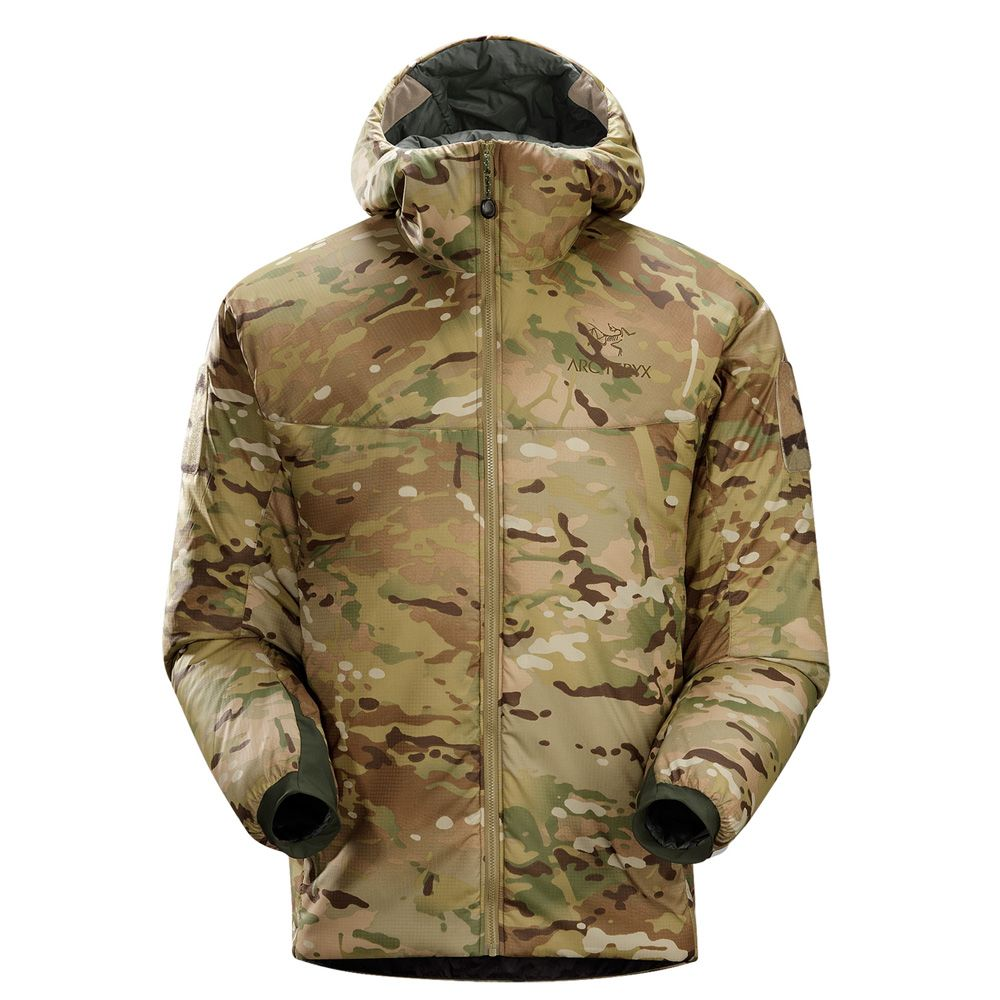 price reduced clearance sale clearance prices ArcTeryx LEAF Atom SV Jacket at Nightgear.co.uk | Clothing ...