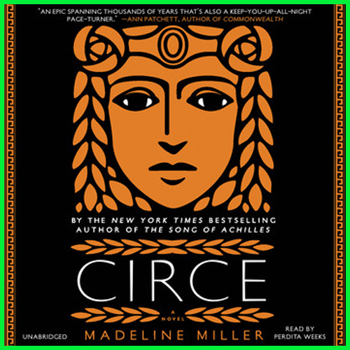 Details About Circe By Madeline Miller New York Times Best
