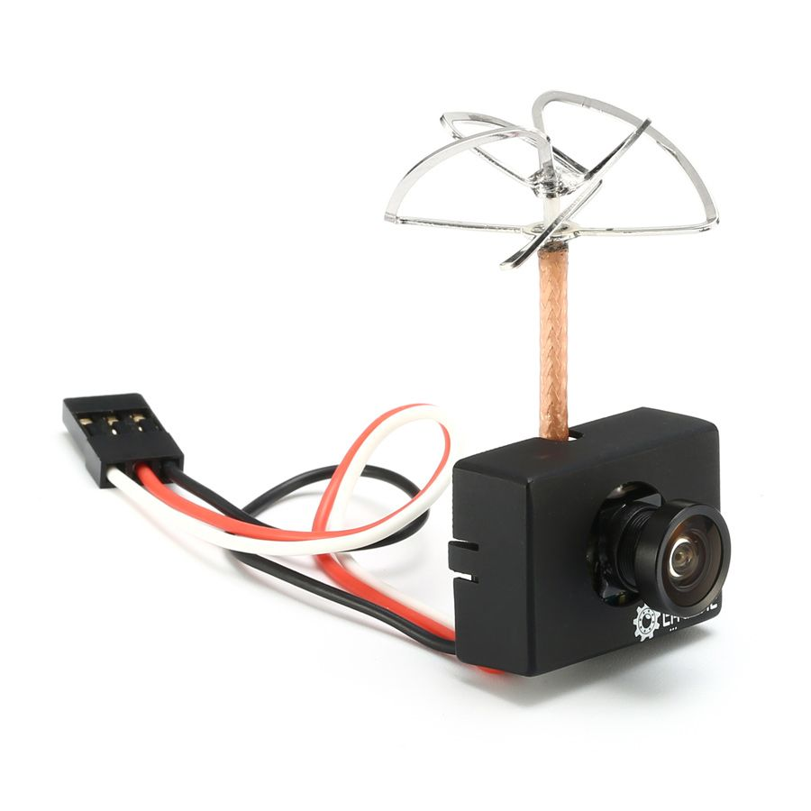 Eachine MC01 AIO 5.8G 40CH 25MW VTX 600TVL 1/3 Cmos FPV Camera