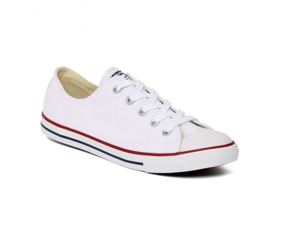 Details About Converse All Star Ct Dainty Ox White 537204c