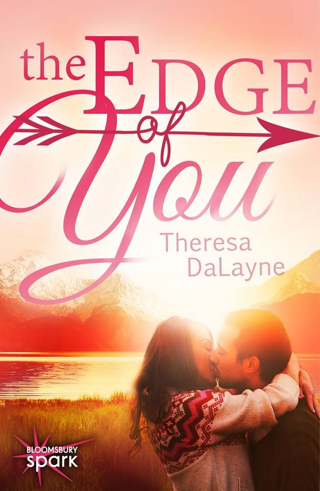 The Edge of You by Theresa DaLayne  Mythical Books