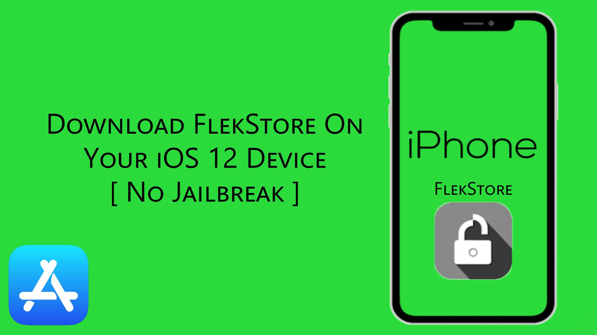 How to download FlekStore on iOS 12 without jailbreak