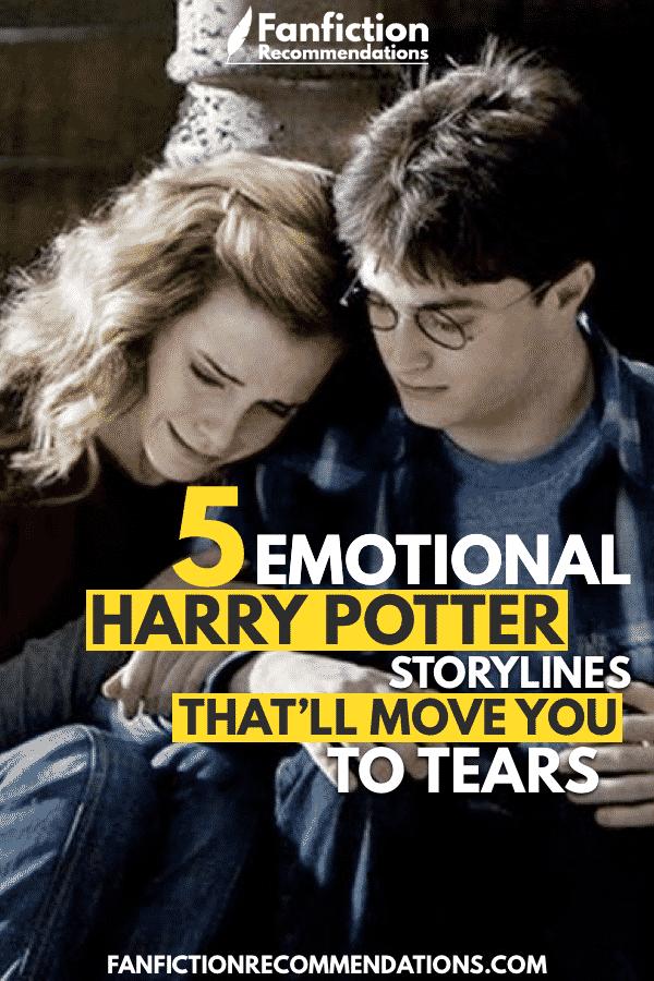 5 Emotional Harry Potter Fanfiction Storylines That Ll Move You To Tears Harry Potter Fanfiction Fan Fiction Stories Best Harry Potter Fanfiction