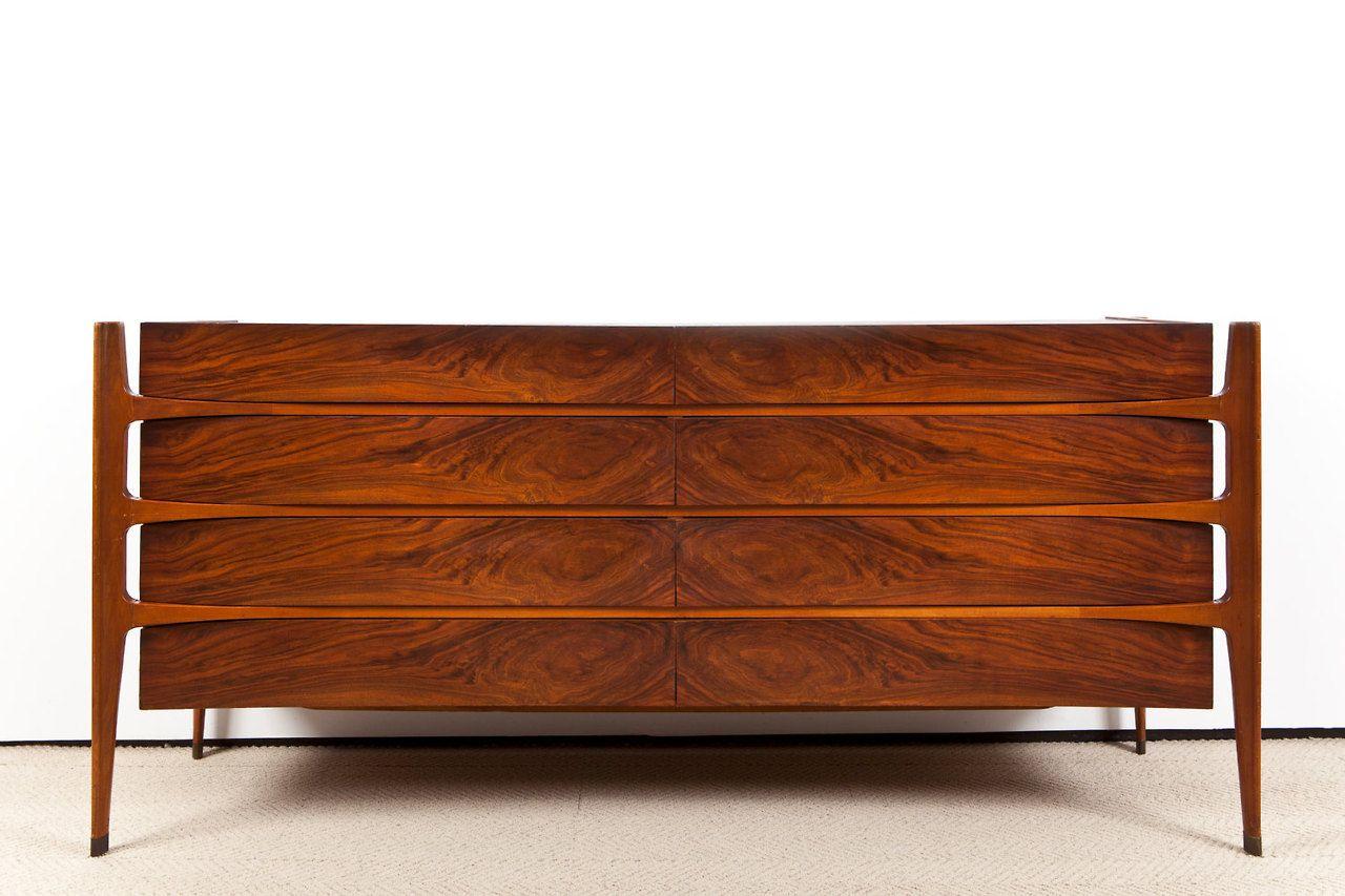Edmund Spence Curved dresser, 1950-1959 #furniture #edmund_spence ...