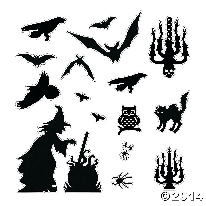 Halloween Silhouette D