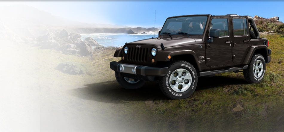 Jeep® Wrangler Unlimited 2013 4door Utility Vehicle