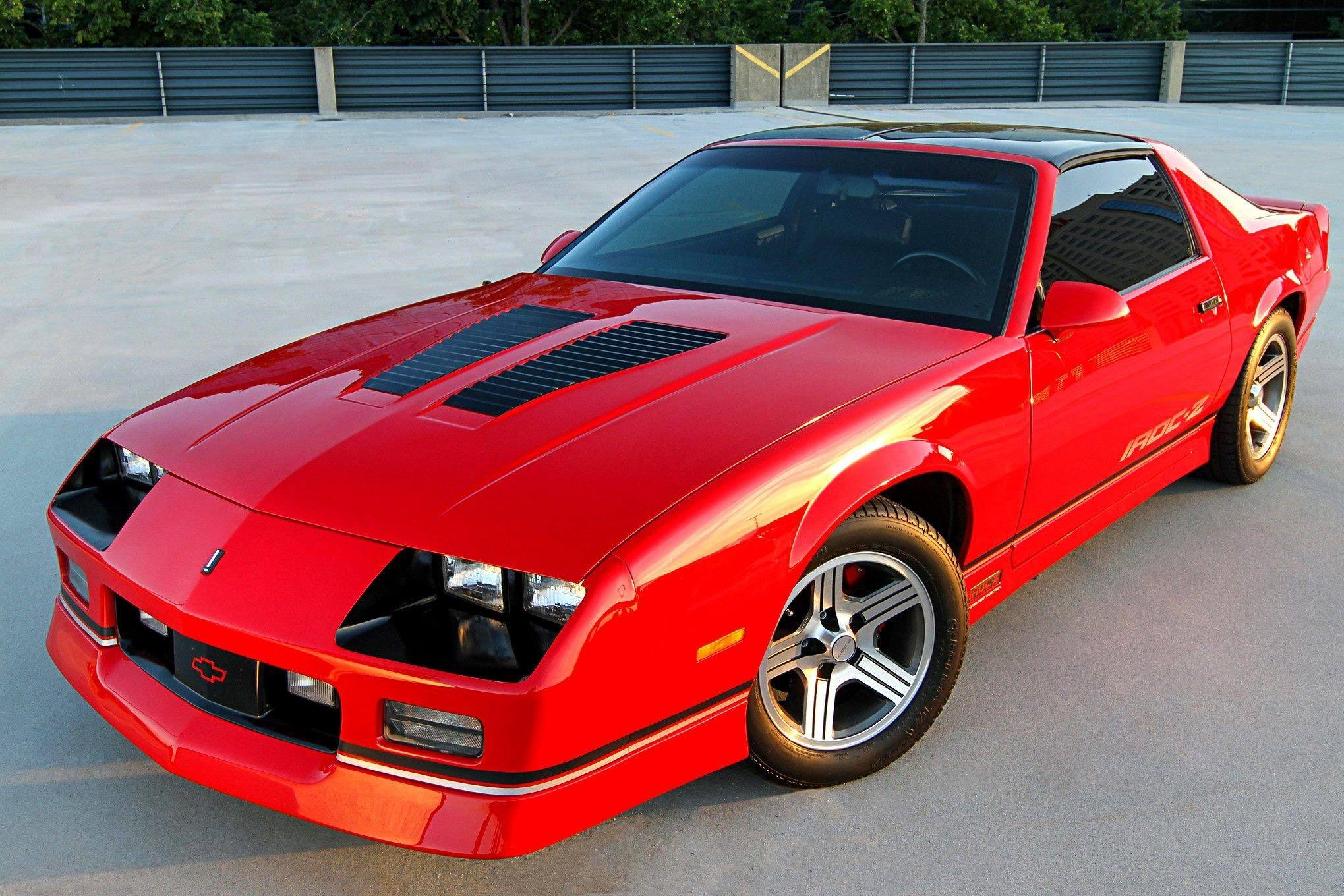 Camaro Iroc Z28 >> Chevrolet Camaro Iroc Z Camaro Iroc Camaro Car Muscle Cars
