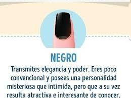Resultado de imagen para que dice tus uñas  de tu personalidad