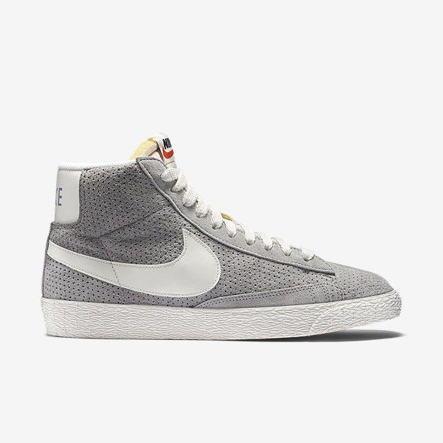 réduction SAST Nike Gris Cru Suède Blazer sneakernews bon marché réduction classique XKj8fqzHP
