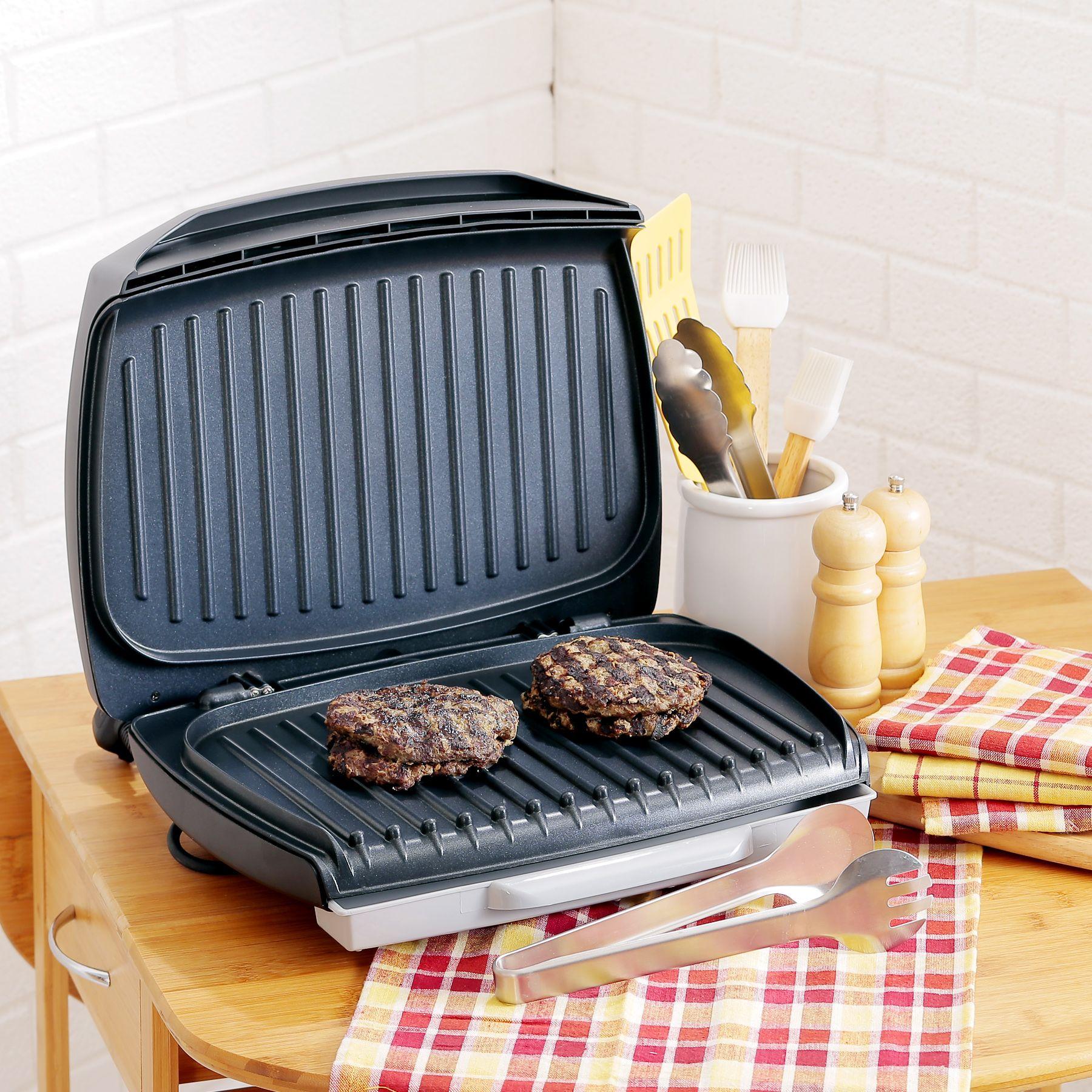 black decker contact grill kitchen essentials grilling electric grill on outdoor kitchen essentials id=62619