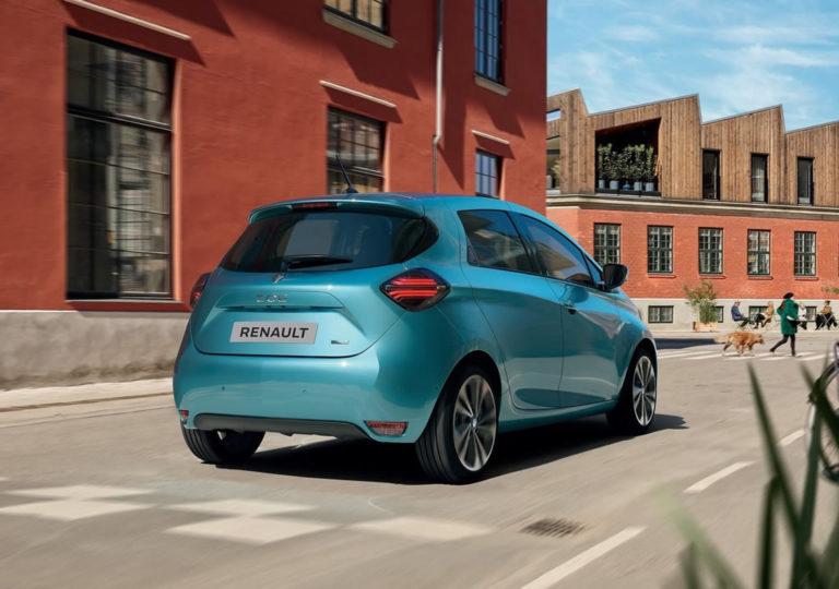 2020 Yeni Renault Zoe Özellikleri electric electriccars