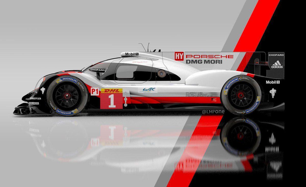 Embedded Porsche Audi Motorsport Sports Car Racing