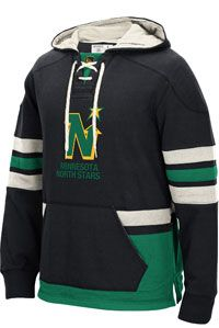premium selection 732c0 f5172 Minnesota North Stars Pullover Hoodie from CCM. | Hockey ...