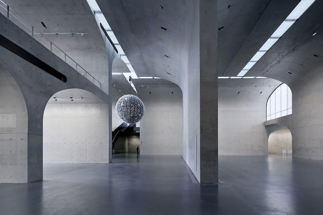 Long Museum West Bund - Atelier Deshaus