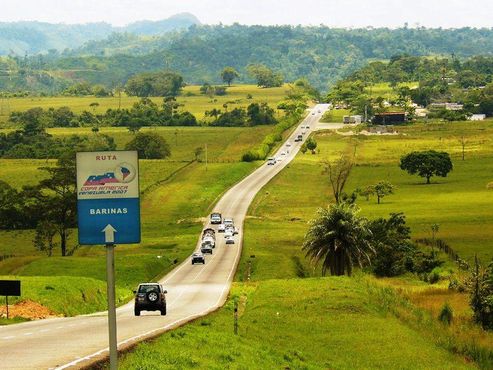 ESTADO BARINAS | Country roads, Venezuela, Country