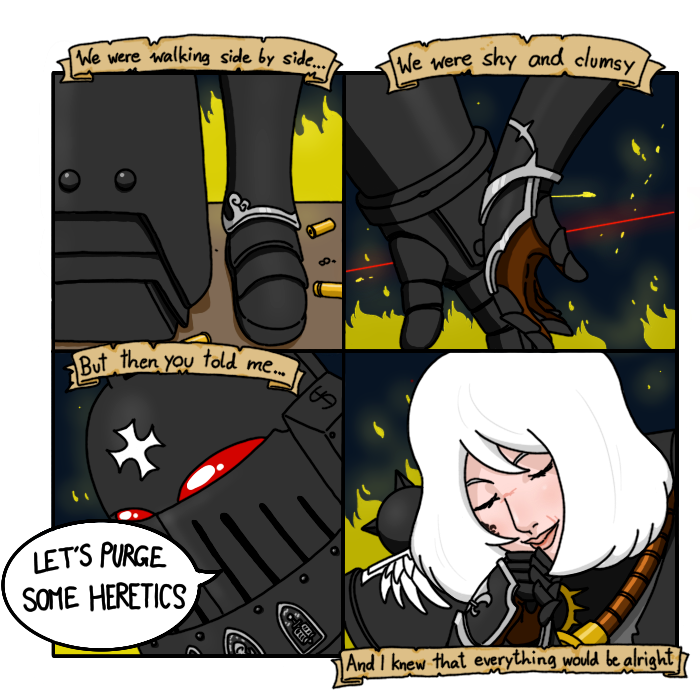 This Is Heresy But Funny Warhammer 40k Memes Warhammer Fantasy Warhammer 40k Artwork Find the newest heresy meme meme. warhammer 40k memes warhammer fantasy
