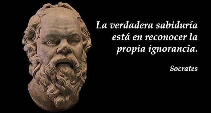 Frases Célebres De Sócrates Fue Un Filósofo Clásico Griego