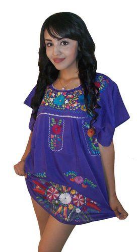 XL Mini Purple Dress