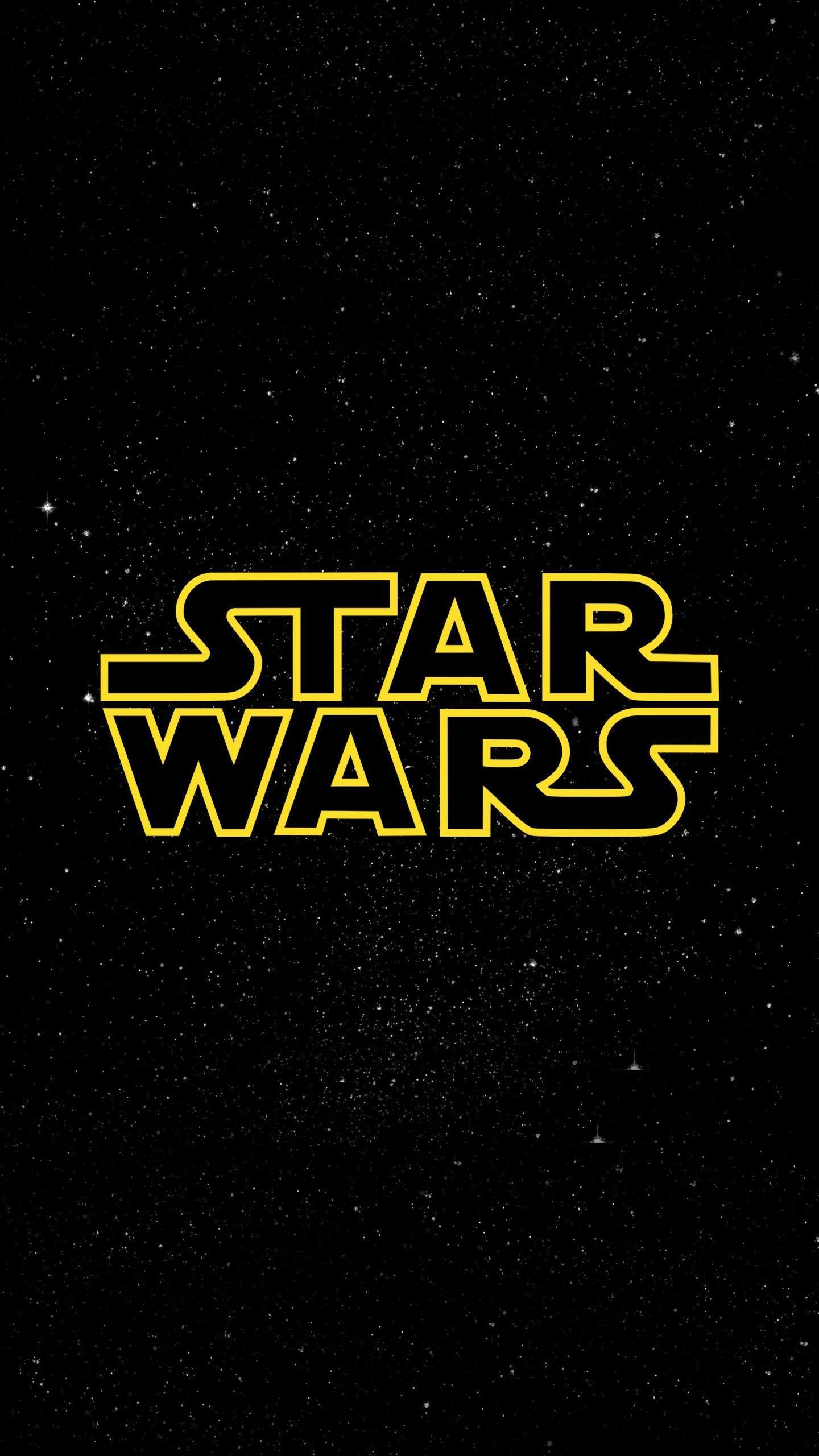 Star Wars Logo 4k Ultra Hd Mobile Wallpaper In 2021 Star Wars Logo Star Wars Background Star Wars Wallpaper