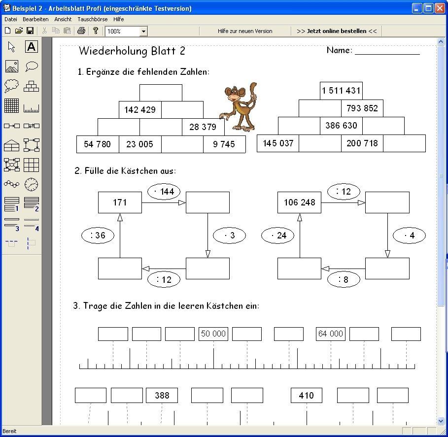 20 Mathe Arbeitsblätter Klasse 6 Zum Ausdrucken | Bathroom | Pinterest