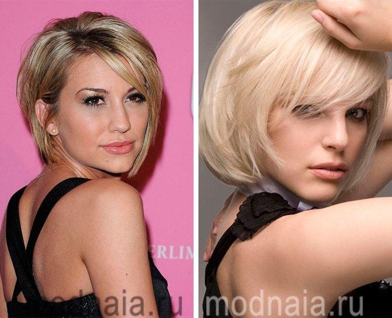 Стрижки на короткие волосы 2017 женские фото без челки