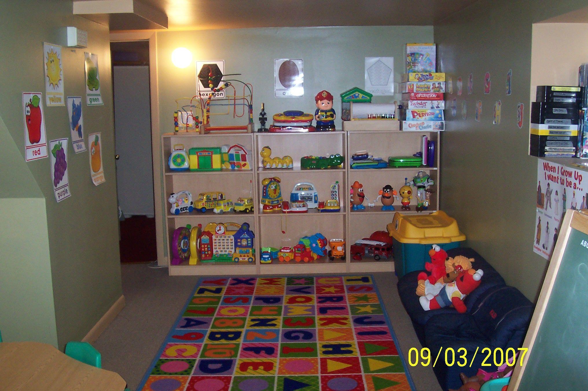 Home Daycare Design Ideas: The Battle – Private Daycare Vs