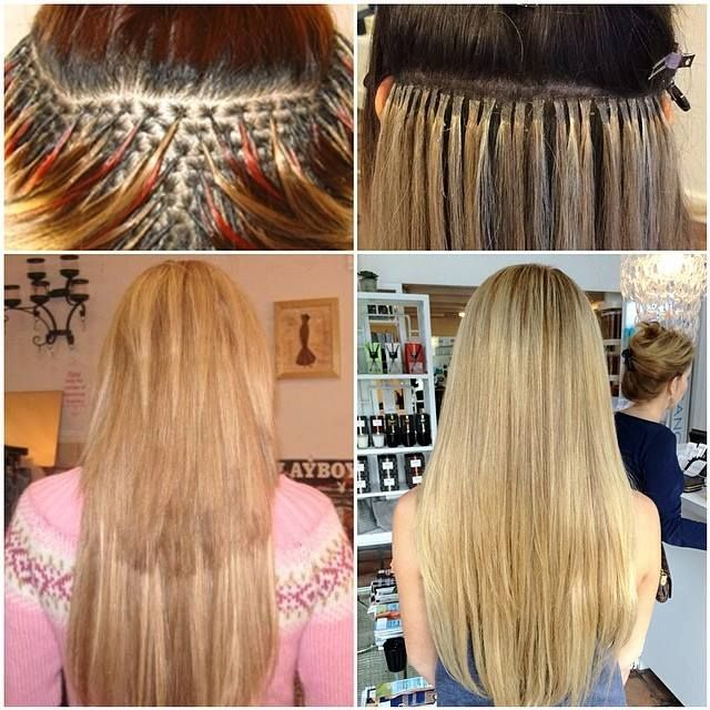 Left What Hair Extensions Should Not Look Like Too Many Extensions