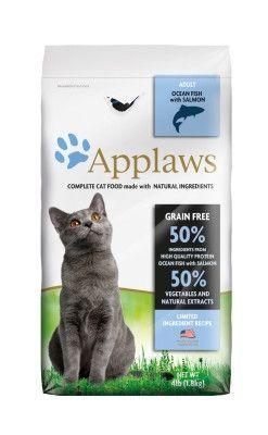 Applaws Cat Dry Food Ocean Fish Salmon Cat Usa 4lb Cat Food