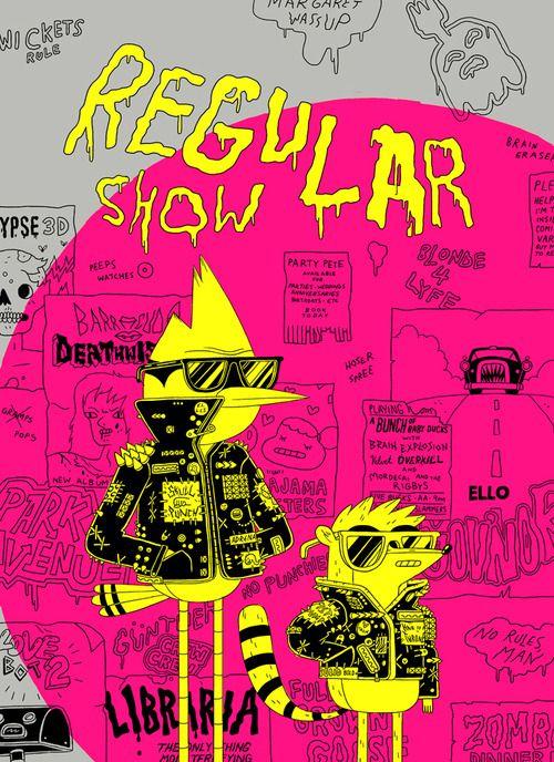 Michael Deforge Stuff Thats Cool Regular Show Cartoon Shows