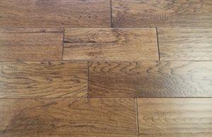 NiceFloors Signature Americana Hickory Leather  6 1/2 Hardwood Floor.  Flooring Ideas