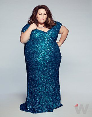 16582d3b90d Chrissy Metz Slams Haters After Wearing A Latex Dress To The MTV Awards
