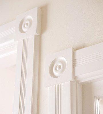 Add Architectural Details Moldings And Trim Door Trims Doors