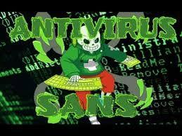 Resultado De Imagem Para Antivirus Sans Undertale Undertale Au San