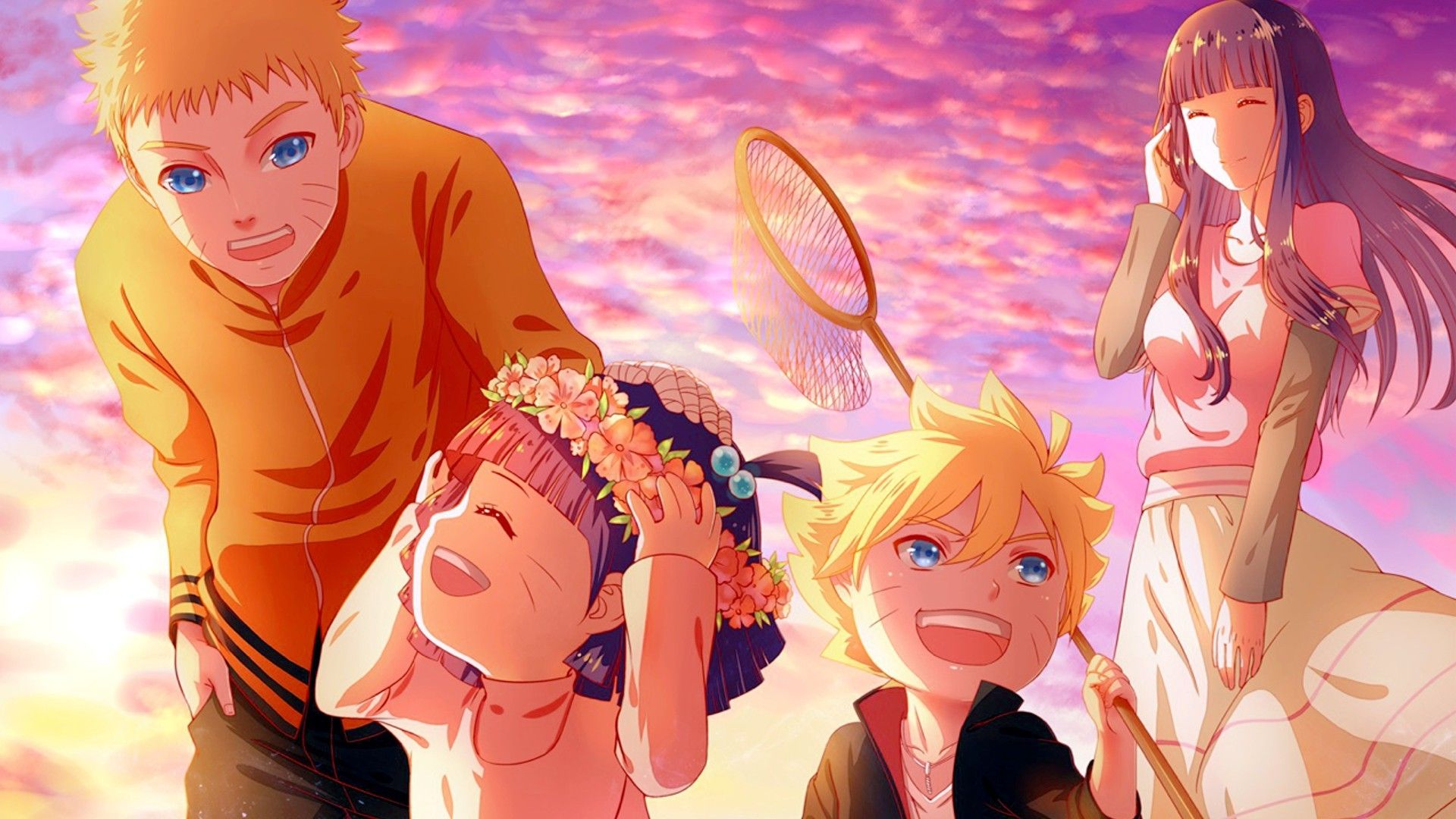 Pin On Naruto Family