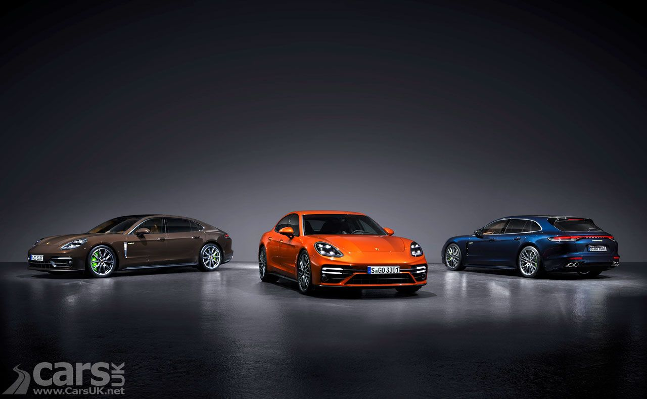 New Porsche Panamera Turbo S Arrives Along With The Refreshed Panamera Range Cars Uk In 2020 Porsche Panamera New Porsche Panamera Turbo S