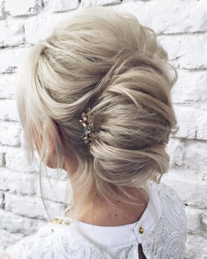 Beautiful French Twist Wedding Updos Hairstyles Perfect For Any Venue