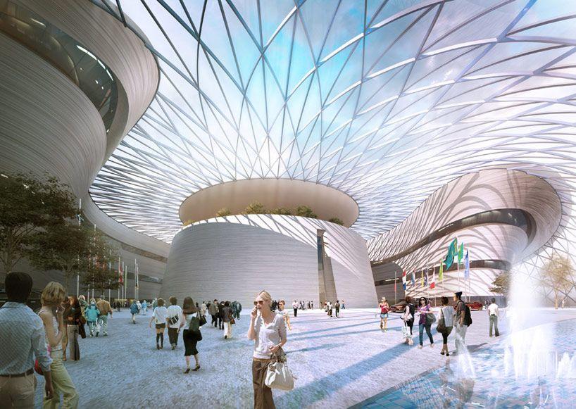 Shortlist Revealed For Kazakhstan Expo 2017   Designboom