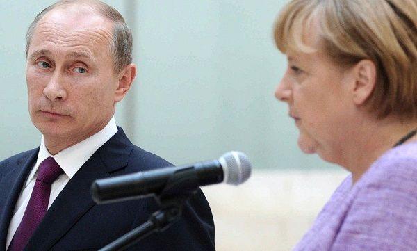 Меркель рассказала Порошенко, о чем говорили с Путиным 2 мая   Новости Украины, мира, АТО
