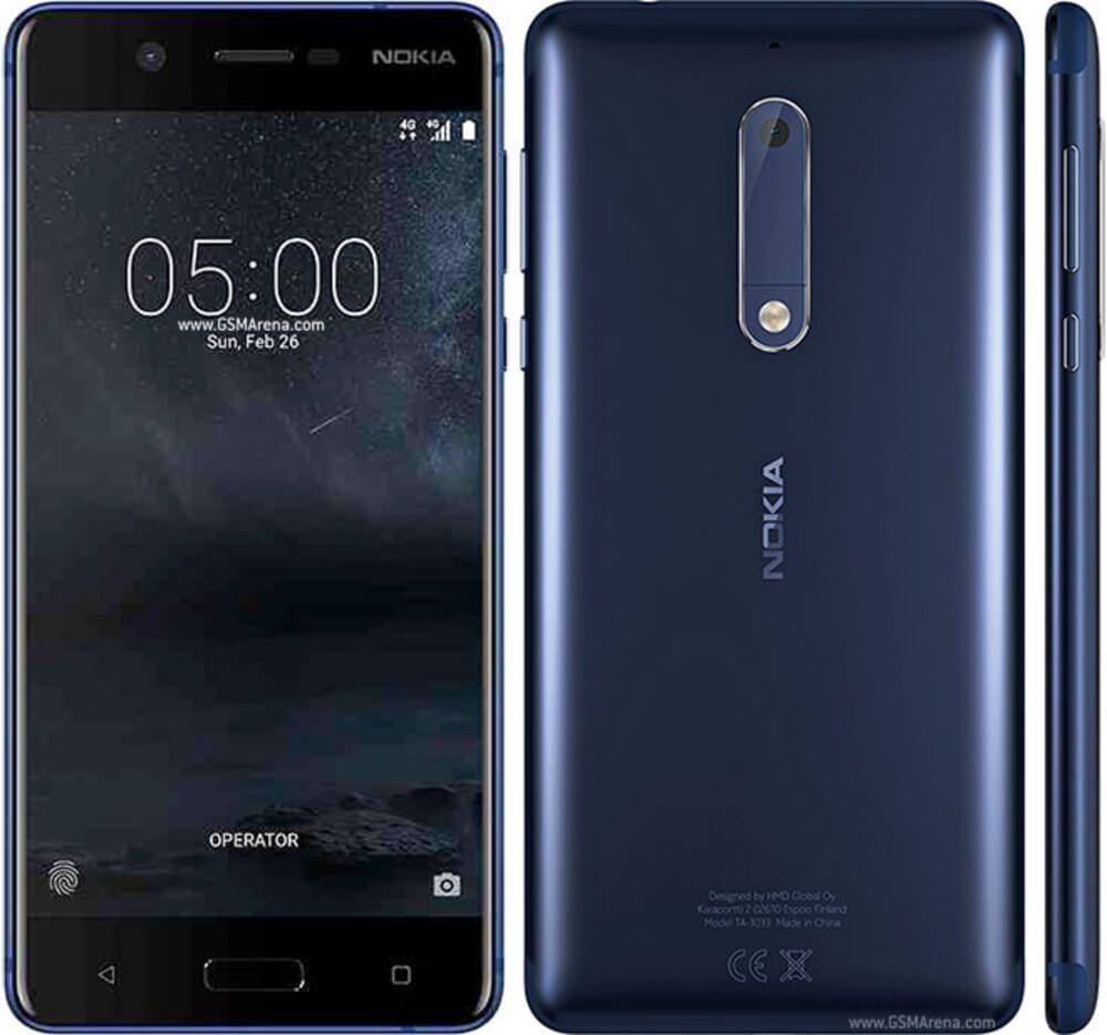 Nokia 5 Im Hartetest Video Android Bekommen Und Oreo