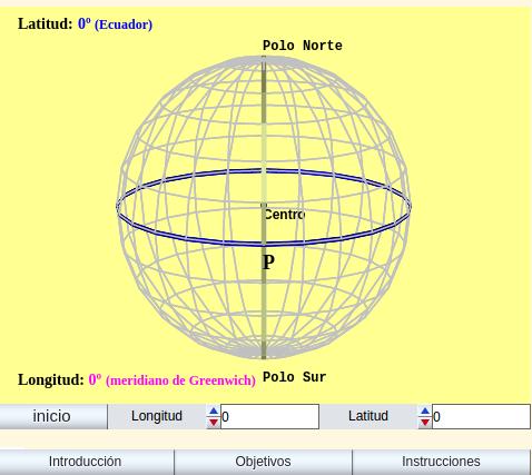 Crea Y Aprende Con Laura Coordenadas Geográficas Latitud Longitud Meridianos Y Paralelo Coordenada Geografica Actividades Interactivas Geografía Para Niños