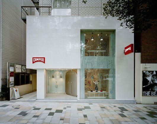 Creative design ideas modern store exterior design shop for Retail exterior design