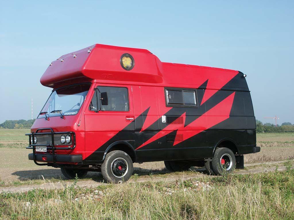 LT von Josch - Gallery - Busfreaks Forum | Vans | Motorhome