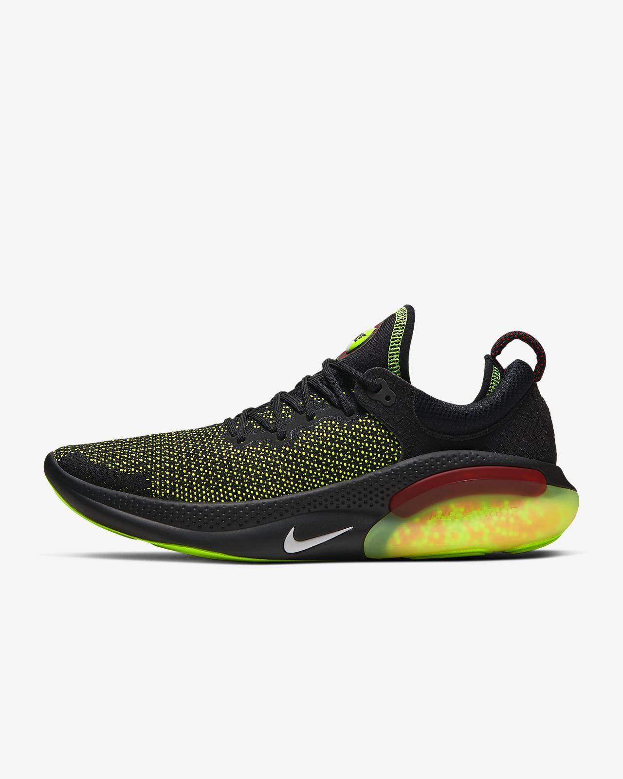 rodillo Prescribir Duplicación  Nike Joyride Run Flyknit Men's Running Shoe. Nike.com | Running shoes for  men, Sneakers men fashion, Nike air shoes