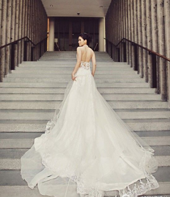 i cannot refuse long tail, and u? wedding gowns at shopsimple.com ...