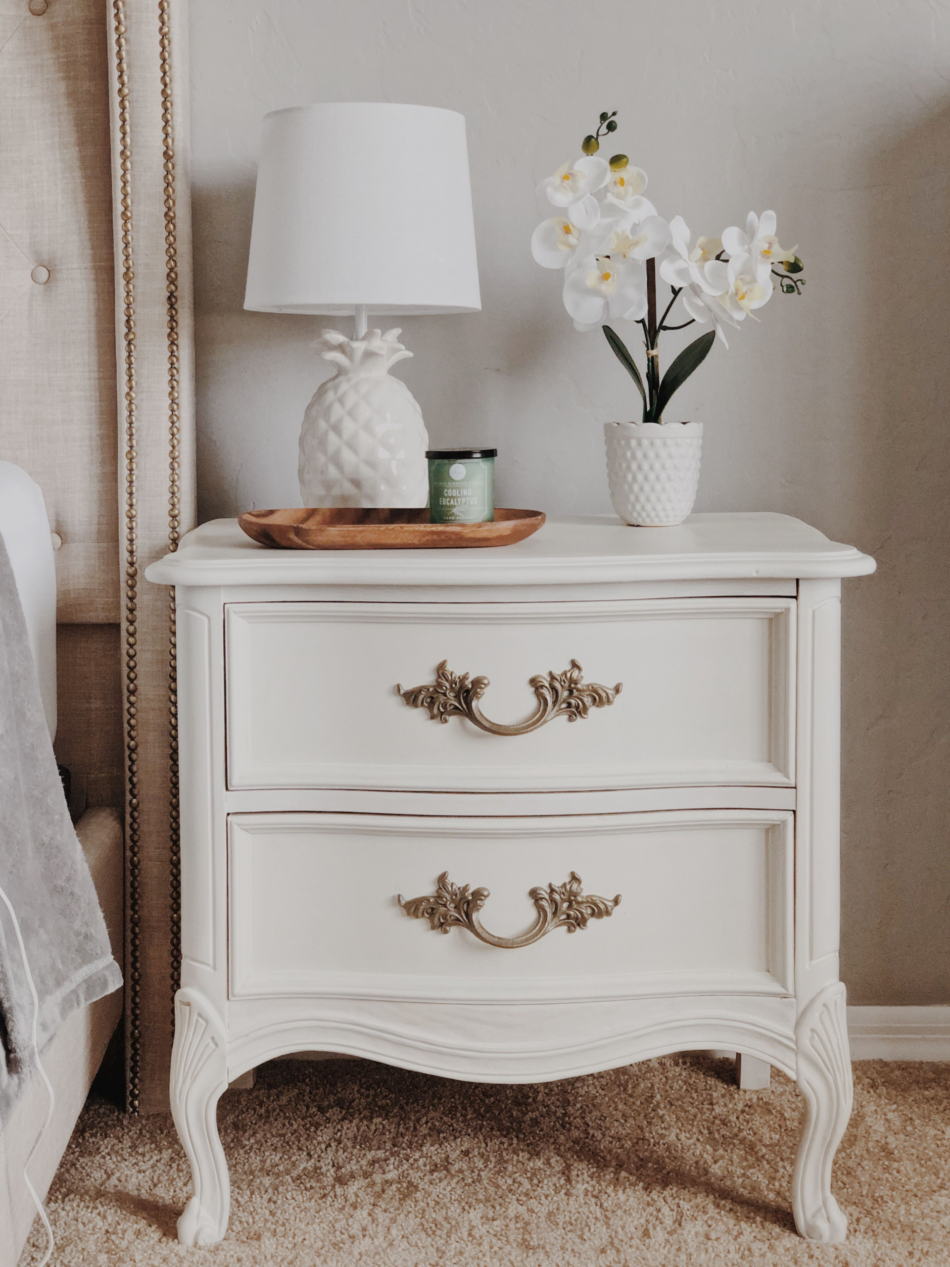 New Furniture Makeover Diy Chalk Paint French Countr… in
