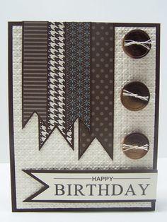 HOMEMADE BIRTHDAY CARD FOR SON