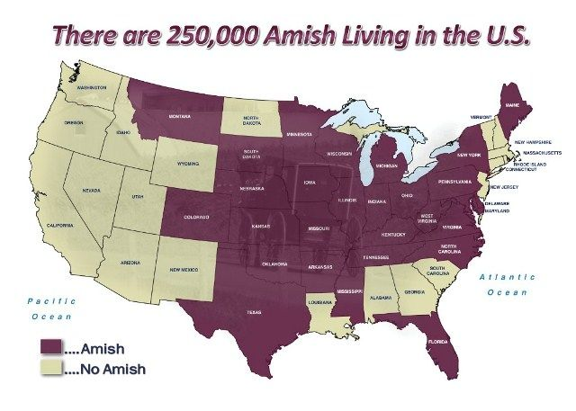 Amish Wisconsin Map.Amish I Came Across A Yoder S Restaurant When I Was Living In