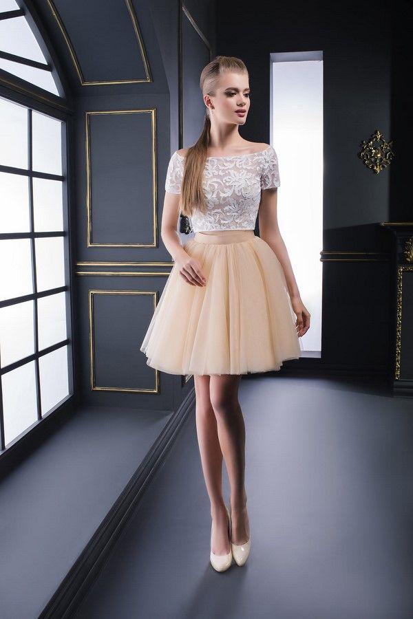 Модные короткие платья на выпускной 2020-2021 - красивая ...