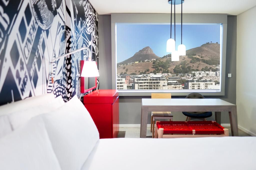 Hotel Opened September 2017 Radisson Red V A Waterfront Cape Town South Africa